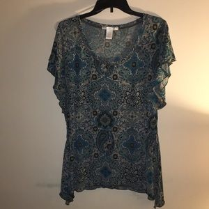 Charlotte Russe top L